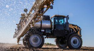 Field Leader Explores Ag Equipment Innovations RoGator C Series Sprayer