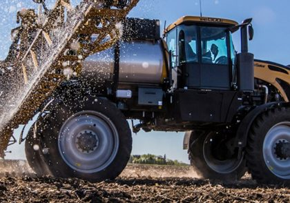 Field Leader Explores Ag Equipment Innovations RoGator C Series Sprayer