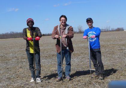 Field Leader Soil Health System for Farmers